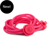 2GO Silicone Quicklace 955 Pink 120 cm